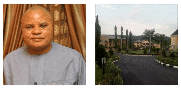 Photo of Pictures of the Senator Ifeanyi Araraume's beautiful mansion
