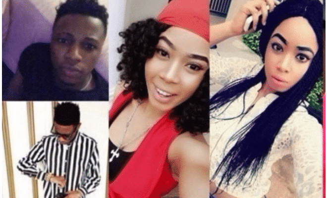 Photo of BBNaija: Nina's boyfriend urges her on few weeks after deleting her pictures from IG