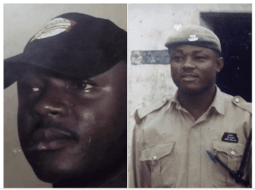 oyo state police officer