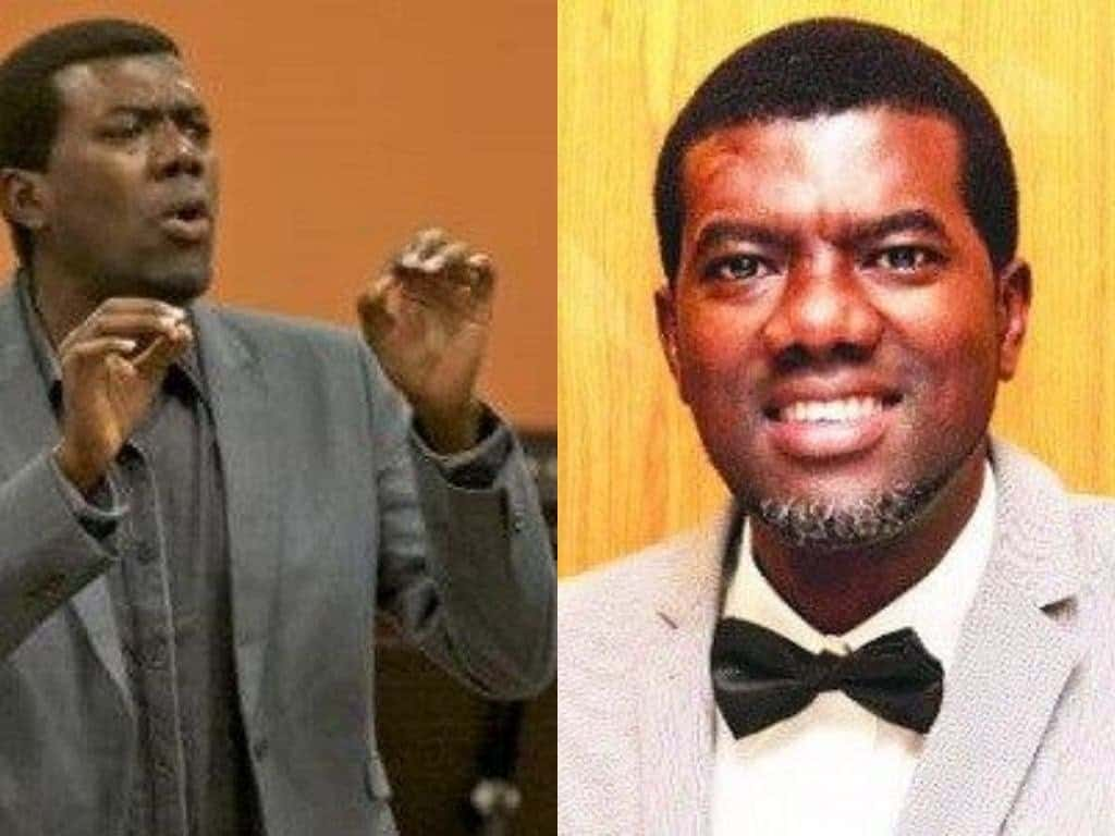 Photo of Reno Omokri reveals why men find their side chick hotter than their wife