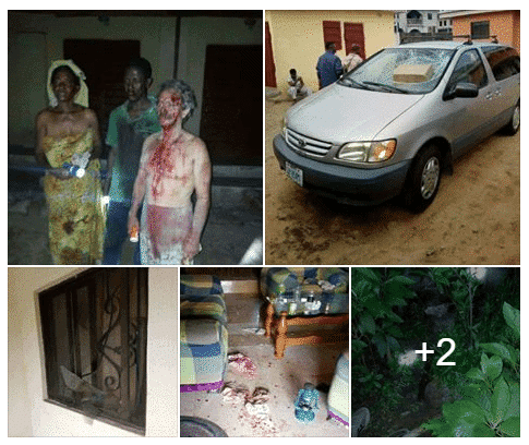 Photo of It doesn't concern us – police officers allegedly tell robbery victims in Delta State