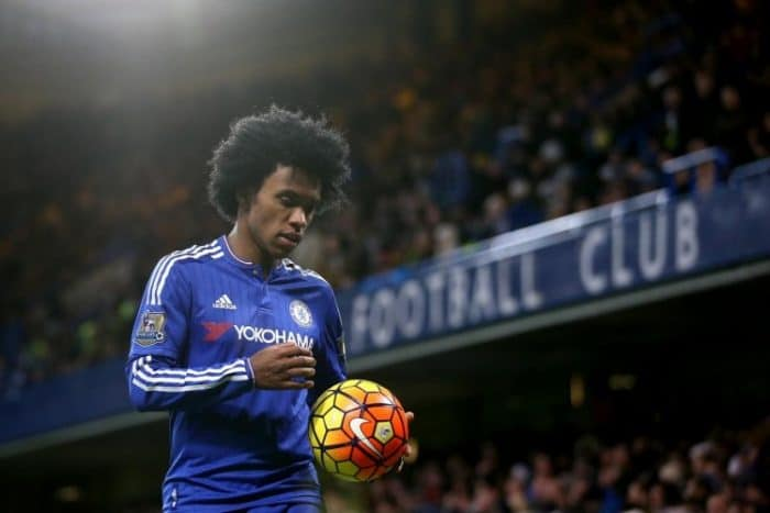 Photo of Jose Mourinho vows to sign Willian from Chelsea