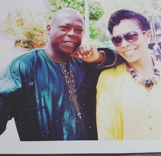 Photo of Tboss' dad reveals how he spent millions on her education