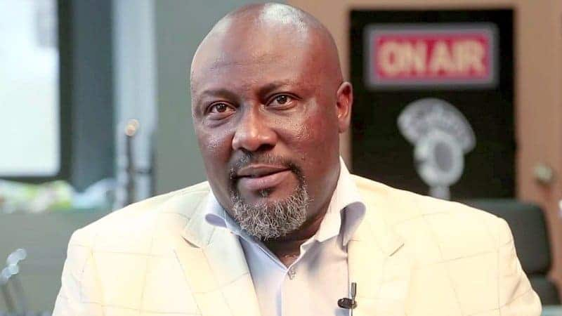 Photo of President and citizens of Nigeria clapping for Ghana on its indepence day is a shame -Dino Melaye