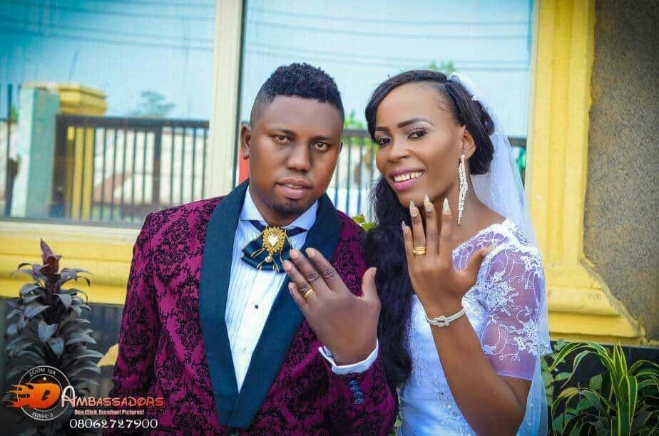 Photo of See the reason why this couple decided to divorce after two months of being married (photos)