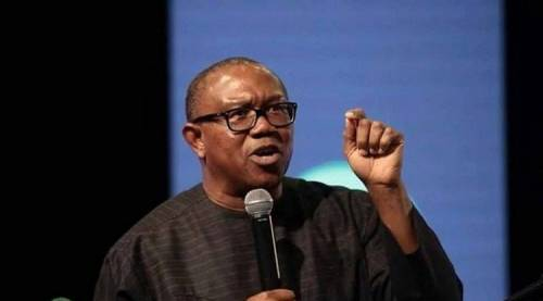 Photo of Nigerians have lost trust in Buhari government – Peter Obi