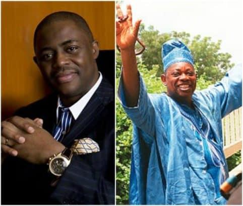 Photo of Femi Fani-Kayode reveals those who killed Chief MKO Abiola