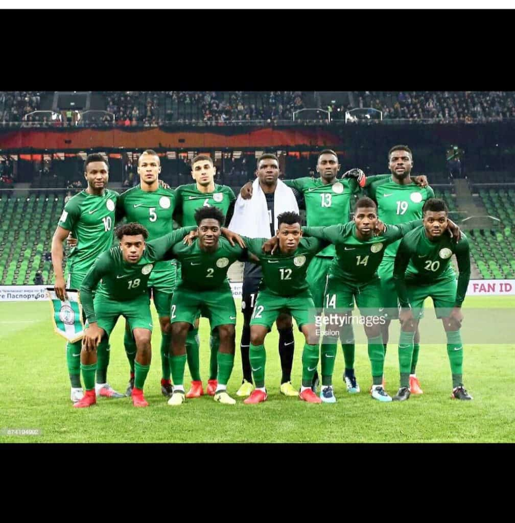 Photo of List of Super Eagles players invited for game against Poland