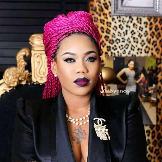 Photo of See the reply Toyin Lawani gave her mum who told her to go and marry a rich man