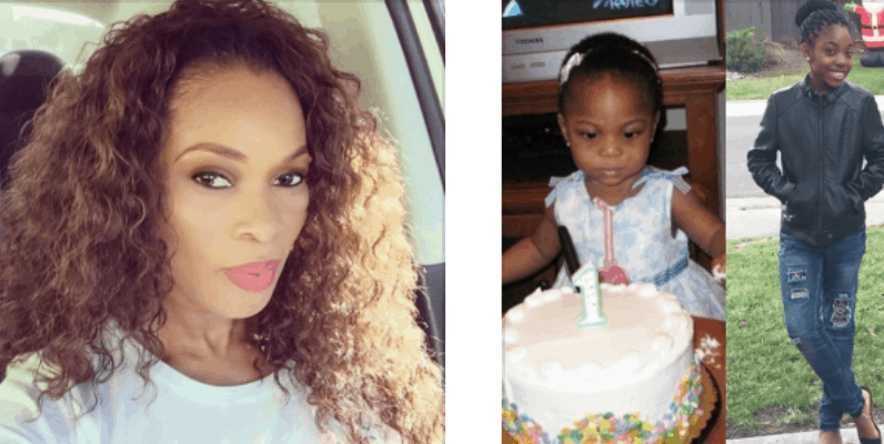 Photo of Actress Georgina Onuoha narrates how her former in-laws threatened her life