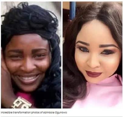 Photo of Incredible transformation photos of Abimbola Ogunowo