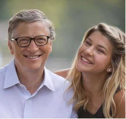 Photo of Meet Bill Gate's youngest daughter, Phoebe Adele (photos)