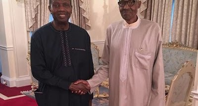 Photo of See President Buhari's message to Pastor Adeboye as he clocks 76