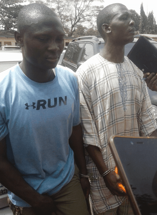 Photo of Father & son arrested for selling hard drugs to primary and secondary school students
