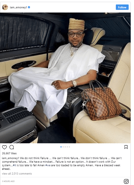 Photo of E-money's Car Collection Will Blow Your Mind (see Photo)
