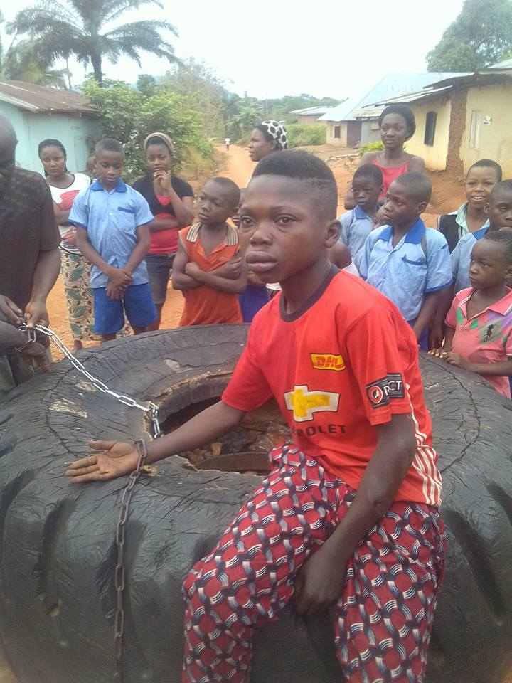 Photo of Unbelievable: Father Joins Son To Rape His Young Daughter