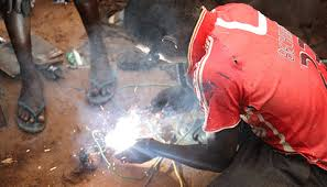 Photo of Welder in trouble after asking married woman 'Are you already sleeping?' at night