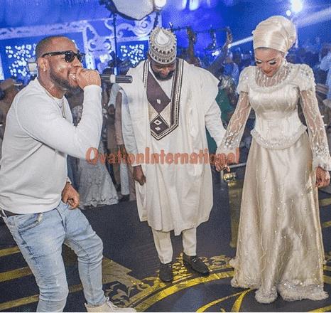 Photo of Photos from the lavish wedding dinner of Fatima Aliko Dangote and Jamil MD Abubakar in Kano
