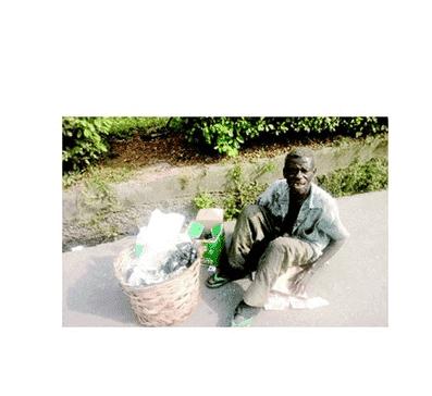 Photo of God heals me when I smoke marijuana, I don't go to hospital – Calabar cripple