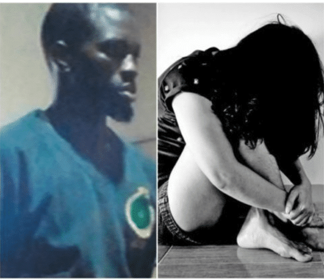 Photo of Another 30-year-old man arrested for raping a minor says he didn't force her