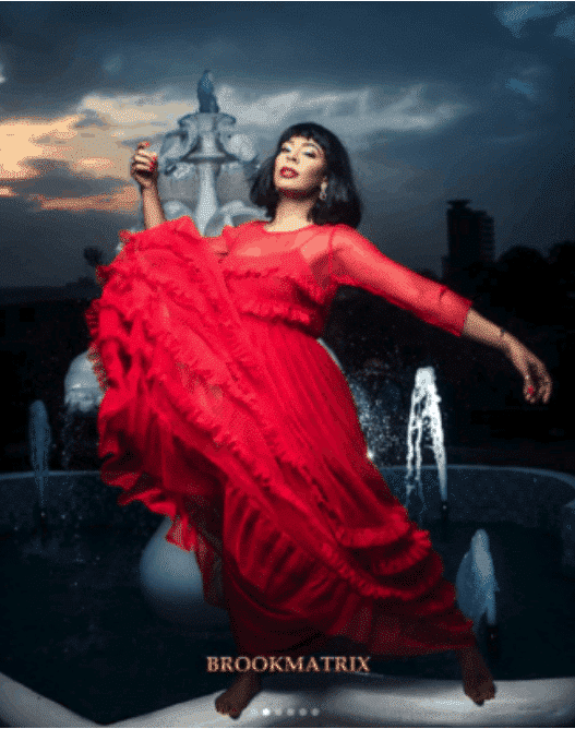 Photo of TBoss releases beautiful photos to celebrate her 34th birthday
