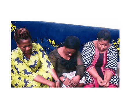 Photo of Lady with no male child, buys trafficked twin boys for N1.5m