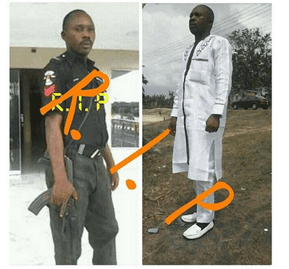 Photo of Policeman killed during fight over burial food in Delta