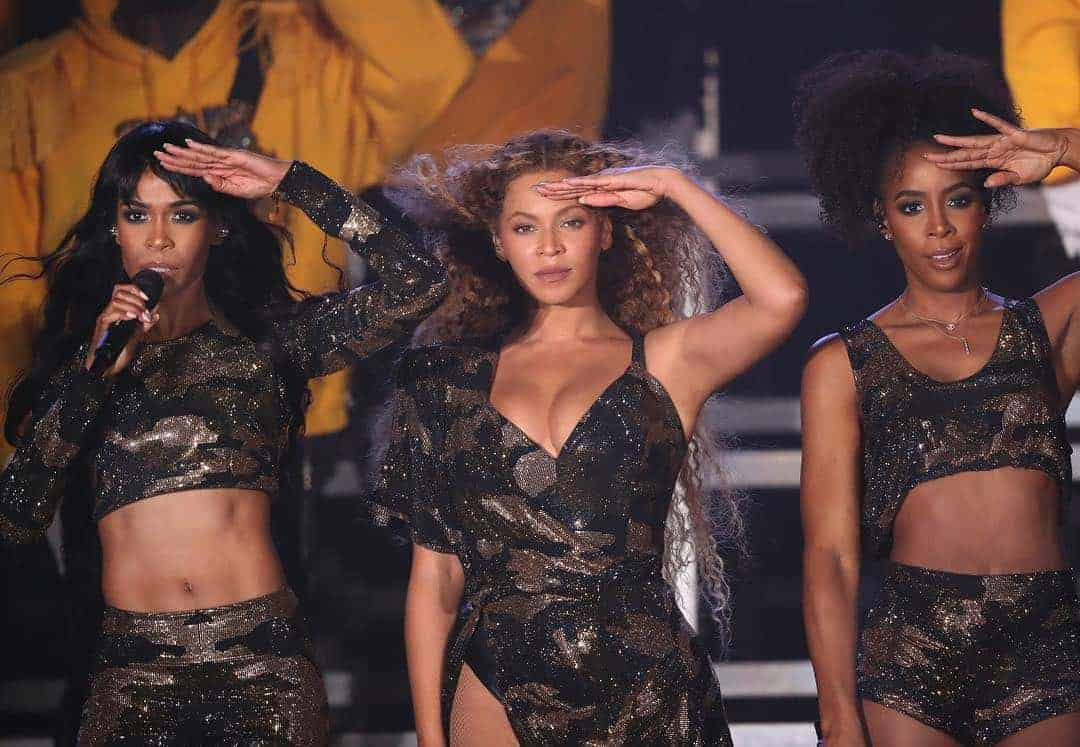 Photo of Everyone is talking about Beyoncé amazing 2-hour performance at Coachella (photos, video)