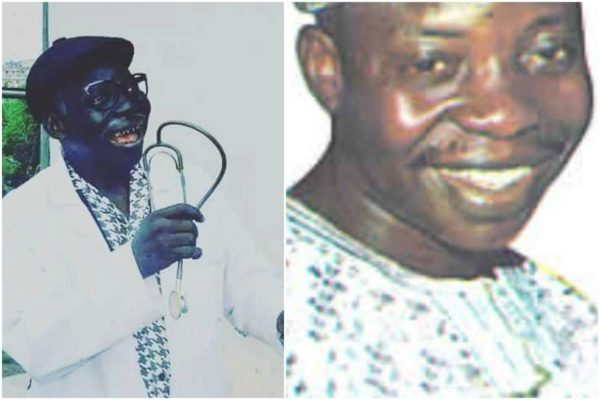 Photo of Popular Nigerian comic actor, Abiodun Aremu aka Baba Sabiko, is dead