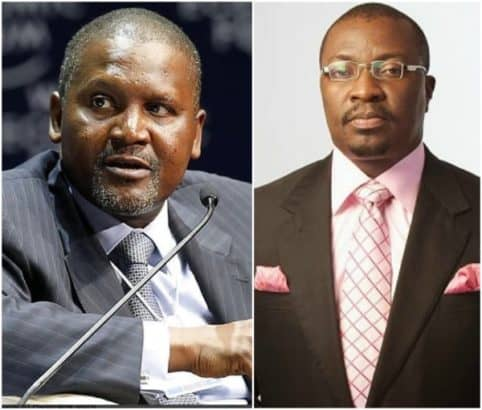 Photo of Aliko Dangote gives Ali Baba N25m to distribute to Nigerians interested business