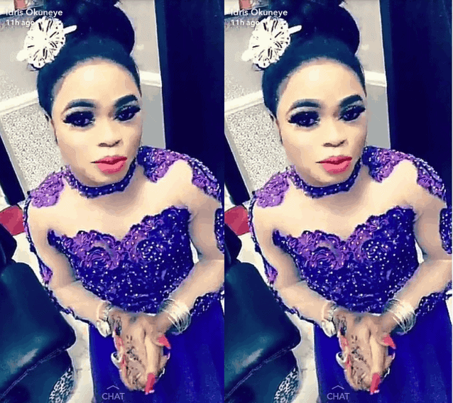 """Photo of """"Nina, return the human hair and 700k I spent on you for BBN voting campaign""""- Bobrisky blows hot"""