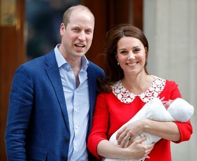 Photo of Checkout the adorable name of Prince William and Kate Middleton's new royal baby