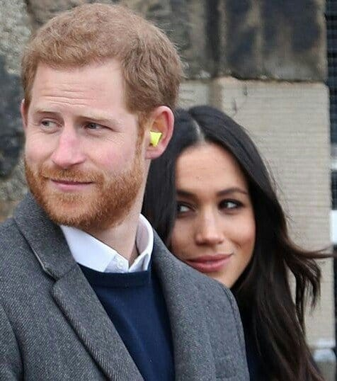 Photo of Checkout the three words Meghan Markle used in describing Prince Harry to a friend after their first date