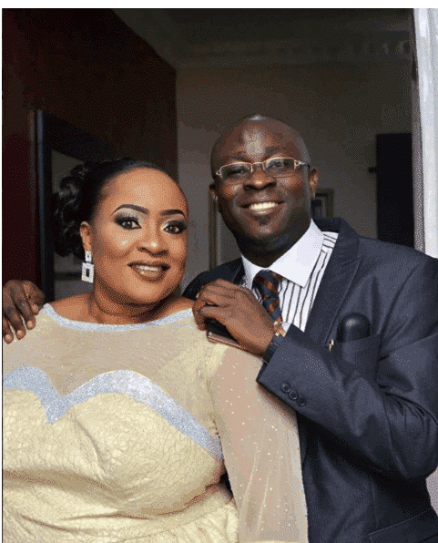 Photo of Foluke Daramola celebrates birthday and 7th wedding anniversary