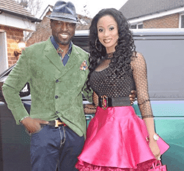 Photo of Former Miss Nigeria, Sylvia Emechete and hubby, Chris, celebrate 12th wedding anniversary