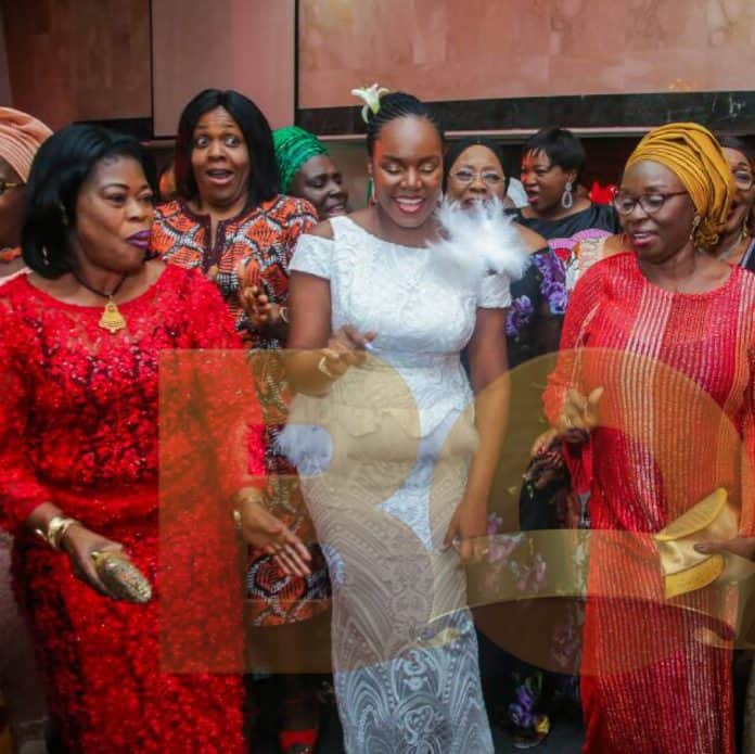 Photo of Segun Agagu's widow, Funke marks 70th birthday in grand style (Photos)