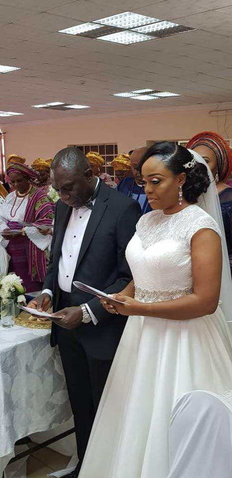 Photo of GTBank boss in the UK, Gbenga Alade, weds in grand style (Photos)