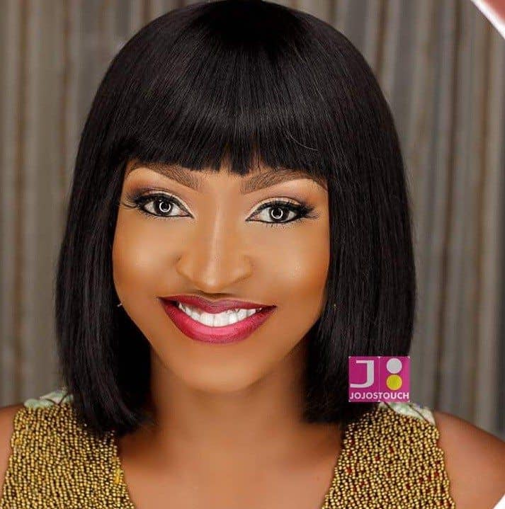 Photo of Lady whose car got scratched by Kate Henshaw responds to her Twitter apology