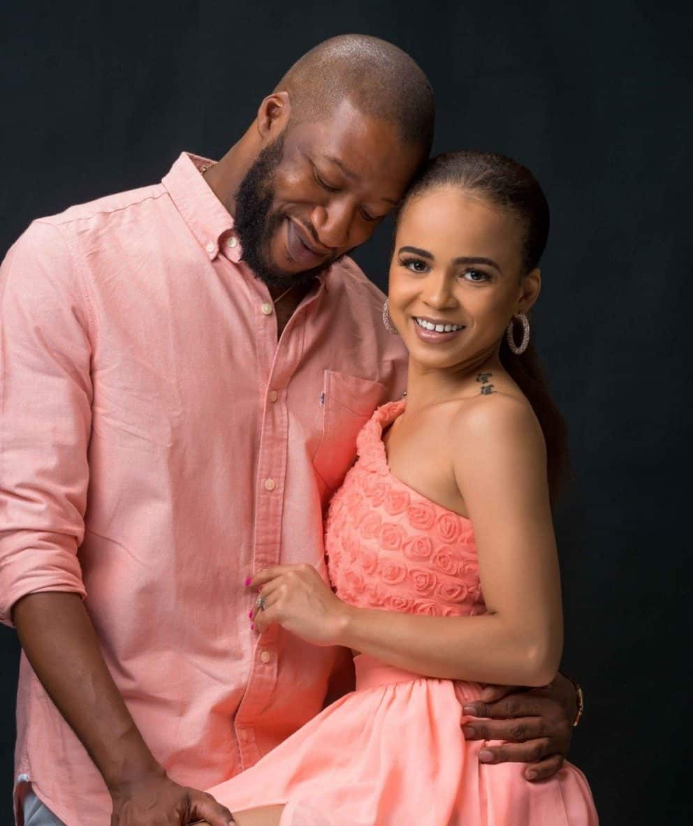 Photo of Bellanaija's Uche Pedro's charming younger sister weds lover (photos)