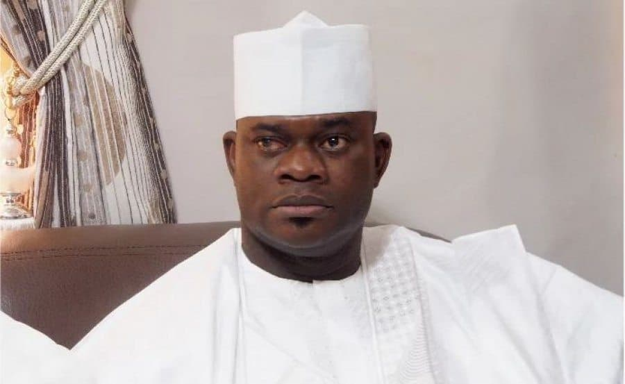 Photo of PDP reacts to Yahaya Bello's emergence as Kogi APC guber candidate
