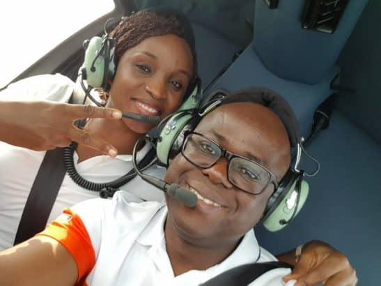 Photo of Lovely couple celebrates 10th wedding anniversary in style (Photos)
