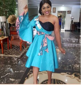 Mery Aigbe Cussons Baby