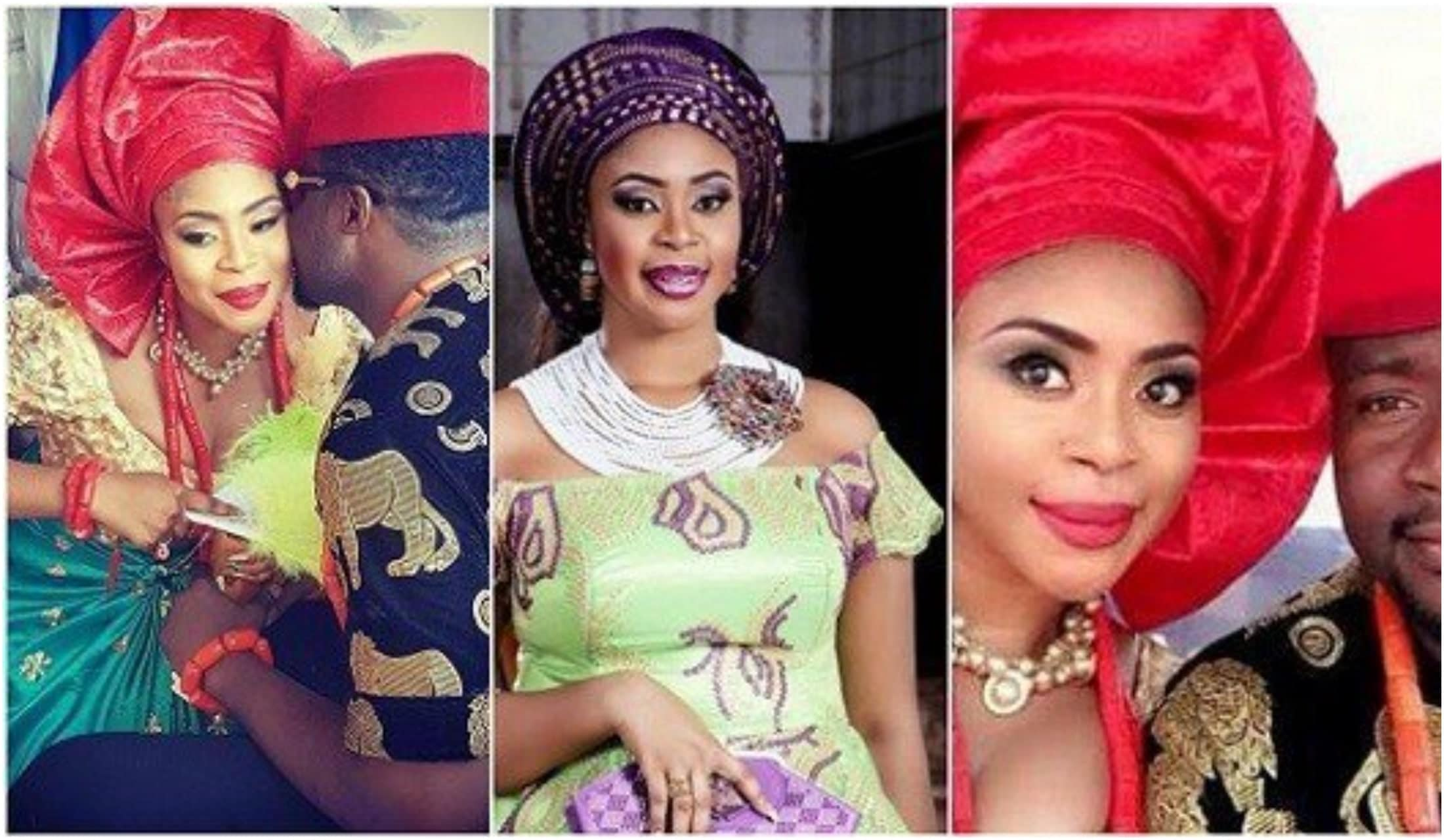 Mimi Orijekwe shades her estranged husband