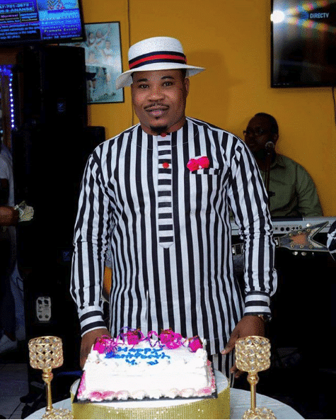 Photo of Friends throw Murphy Afolabi a surprise birthday party in Toronto (photos)