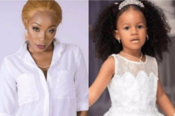 Photo of Nigerian singer, Alizee and her 4-yr-old daughter murdered by husband (Photos)