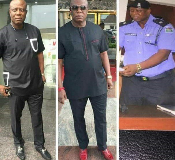 Photo of This DPO was hacked with cutlass and shot dead by unknown gunmen in police uniform (Photos)