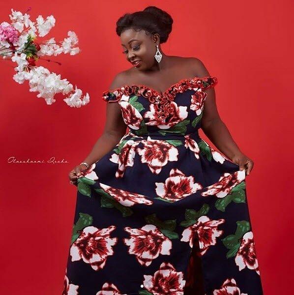 Omotunde Adebowale David of ''Jenifa's Diary'' celebrates her birthday with new photos