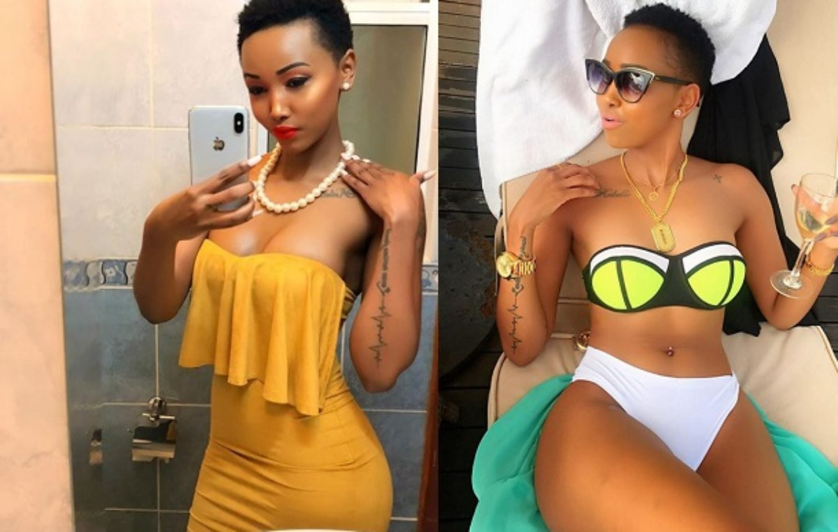 You will only get me if you have money and good sex - Huddah Monroe