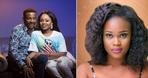Photo of #BBNaija: Ebuka reacts to accusation that he once dated Cee-C