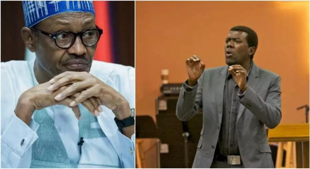 Photo of Buhari has hired a prostitute to attack me – Reno Omokri claims